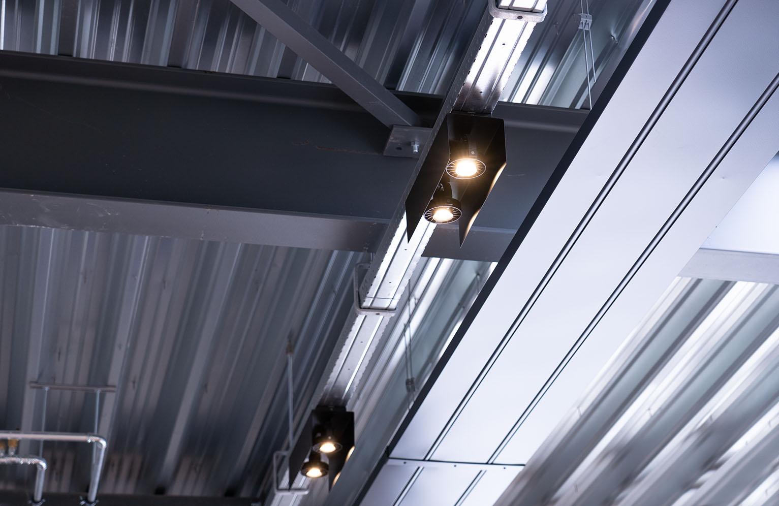 Opmaat gemaakt plafondverlichting